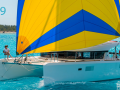 Lagoon 39 Sailing