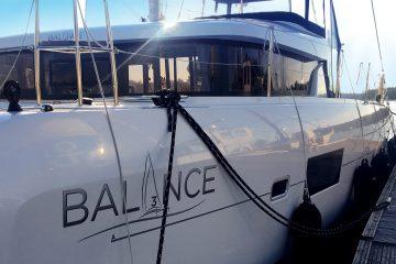 Lagoon Charter vuokravene s/y Balance