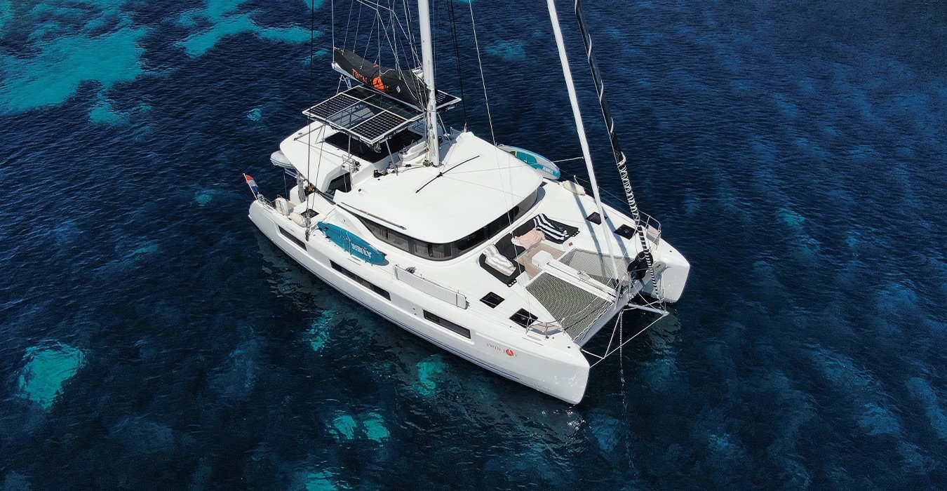 Twin Joy Lagoon 50