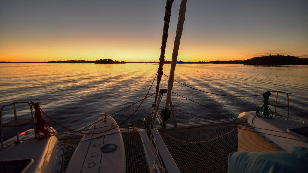 Lagoon Sunset risteilypaketti