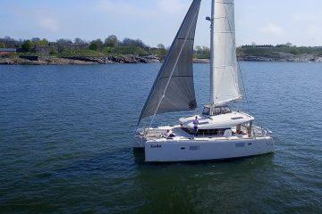 Lagoon Charter purjehduskohteet