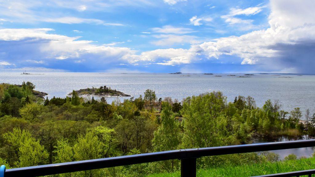 Lagoon Charter Vallisaari