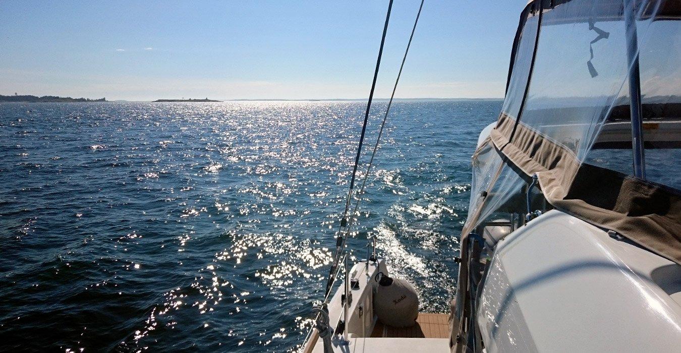 Lagoon Charter Avomeri purjehdus