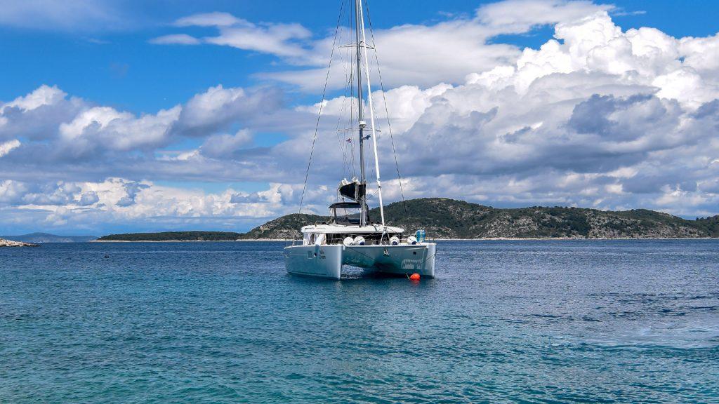 Lagoon Charter Kroatia