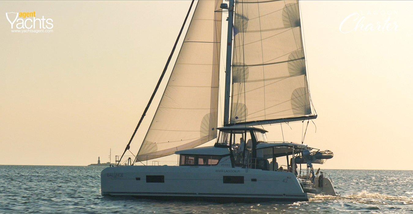 Lagoon Charter Balance 3