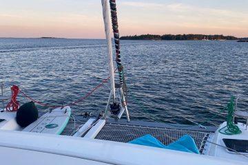 Lagoon Charter palkintoristeily Helsinki