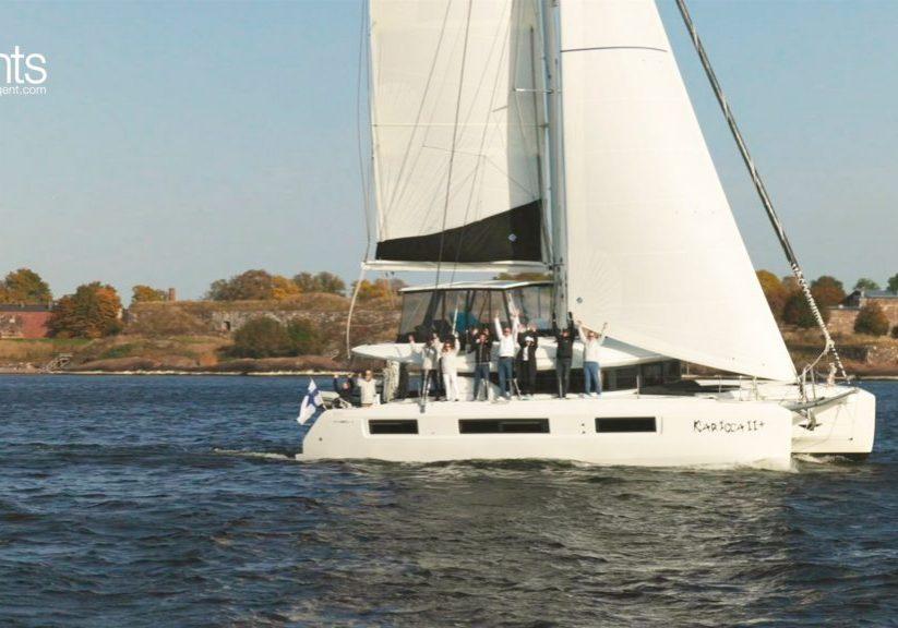Lagoon Charter Karioca II