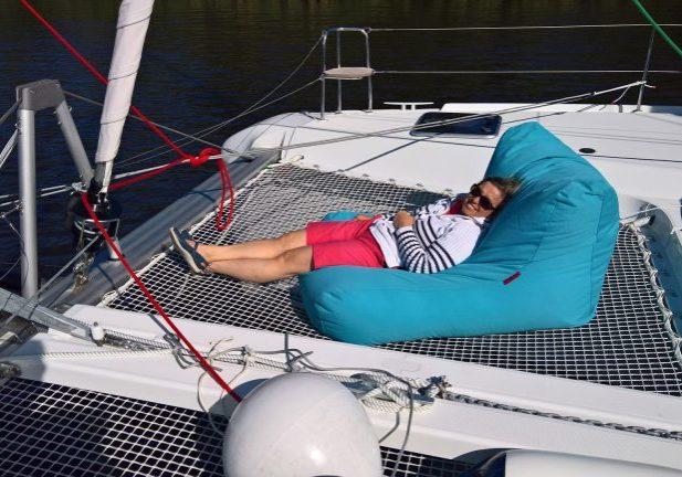 Lagoon Charter motivaatio työhyvinvointipäivä